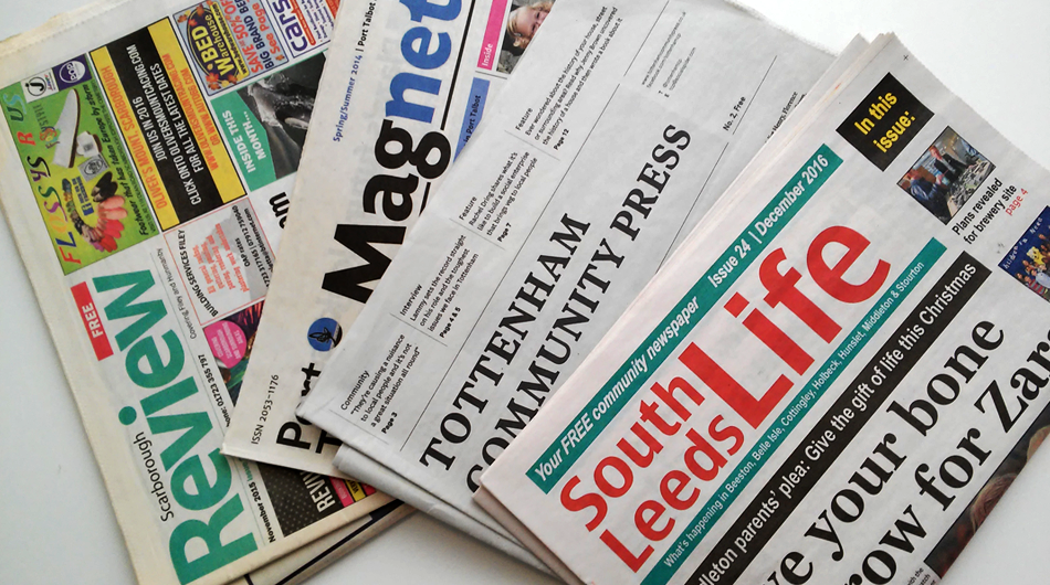 Hyperlocal Papers