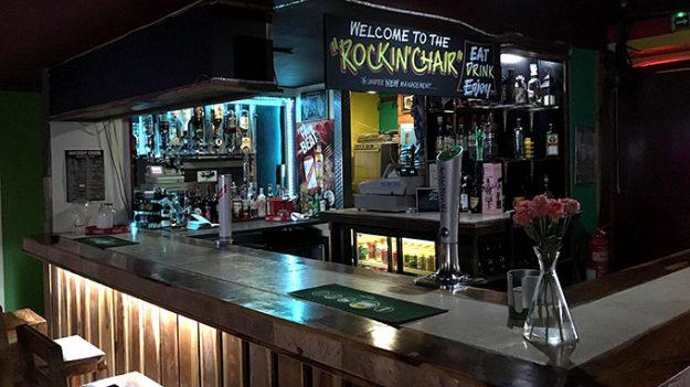 Rockin' Chair bar