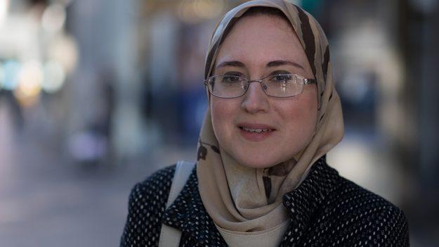 Aseel Al-Ansari, doctor, 34