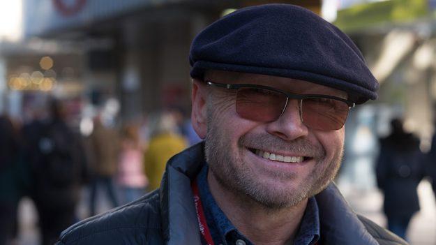Andrew Hollen, 55, Test analyst
