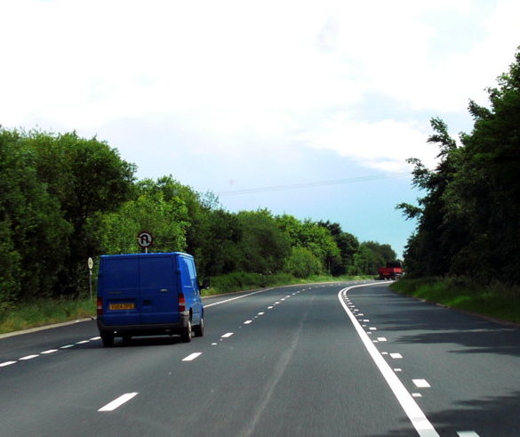 A465 view from Bonelli