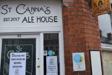 St. Canna's Ale House Fundraising