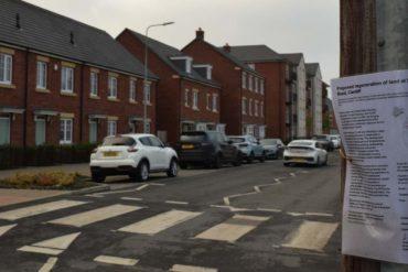 Proposed redevelopment Sanatorium Road