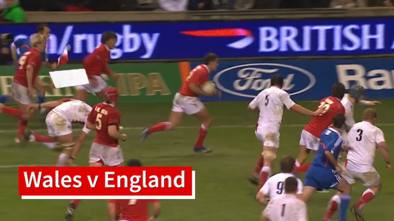 The best Welsh wins over England.